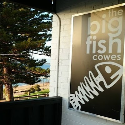 The Big Fish Cowes - Phillip Island Fish and Chips